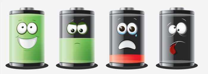 e-cigg batteri
