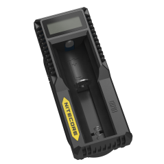 Nitecore Intellicharger UM10 LCD Li-Ion Laddare