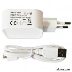 E-cigg CE5 svart-lila