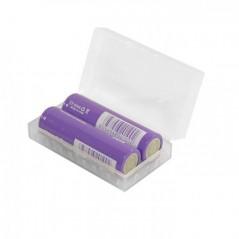 Plast Case For 18650 Batteri