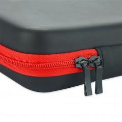 Stor Väska med vävstickad Design