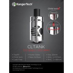 Kangertech CLTANK Clearomizer - 4ml