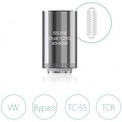 LYCHE Atomizer With RBA Head - 4ml