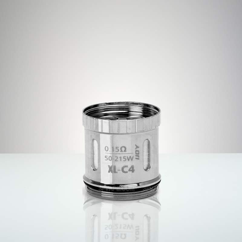 3pcs IJOY XL-C4 Light-Up Chip Coil
