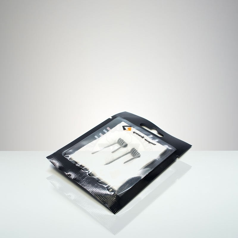 2pcs GeekVape Staggered Fused Clapton KA1/Ni80 Coil