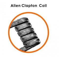 2pcs GeekVape Prebuilt Alien Clapton Coil