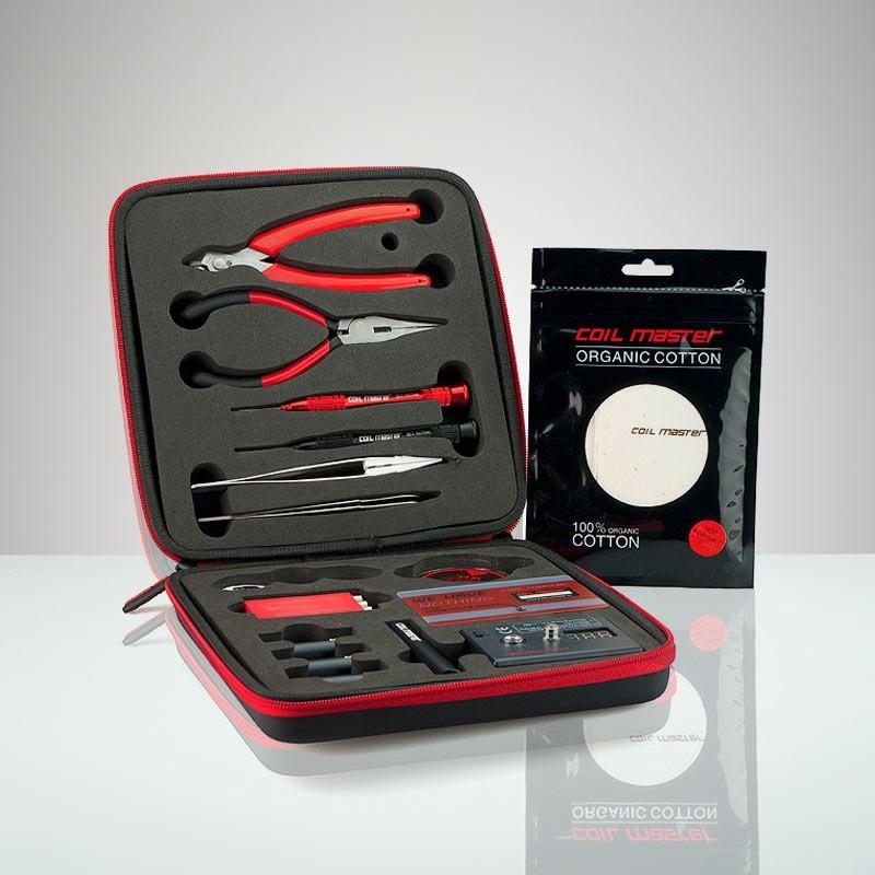 E-Cig DIY Tool Accessories Kit V2
