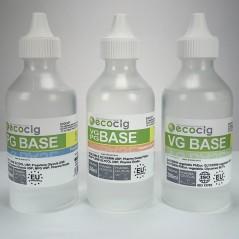 Basvätska - VG 100% - Ecocig