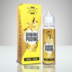 Banana Puding - 50ml Shortfill