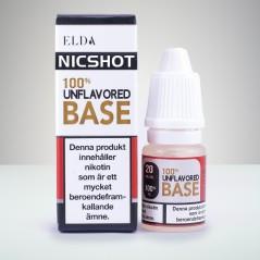 Nic Shot - Nikotin bas 18mg - 70/30VG