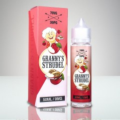 Grannys Strudel - 50ml Shortfill