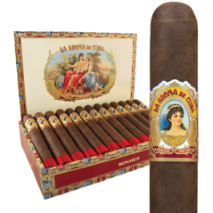 Cuba Cigar - Aroma
