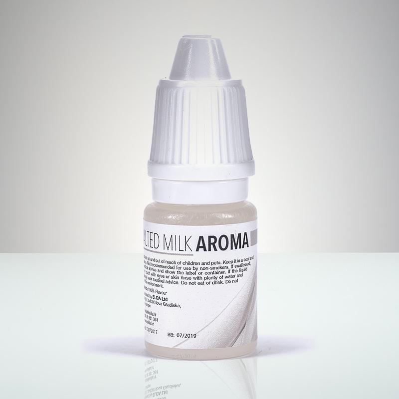 Malted Milk - Aroma
