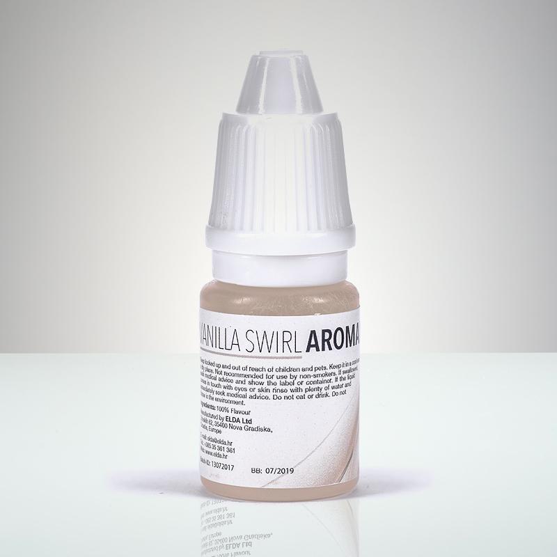 Vanilla Swirl - Aroma