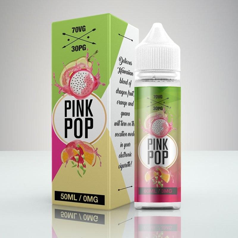 Pink Pop - 50ml Shortfill