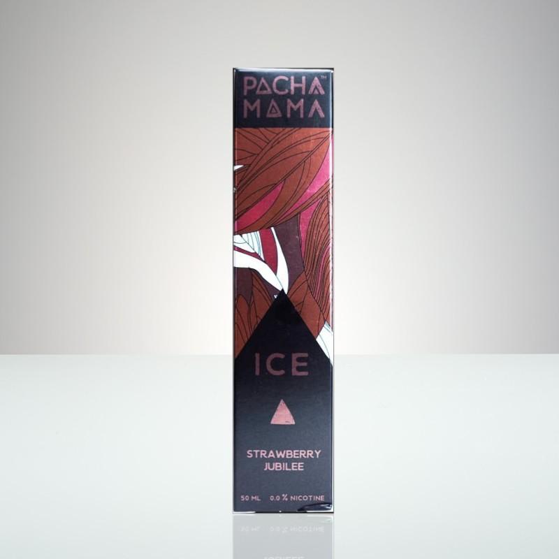 Pacha Mama Ice - Strawberry Jubilee 50 ml