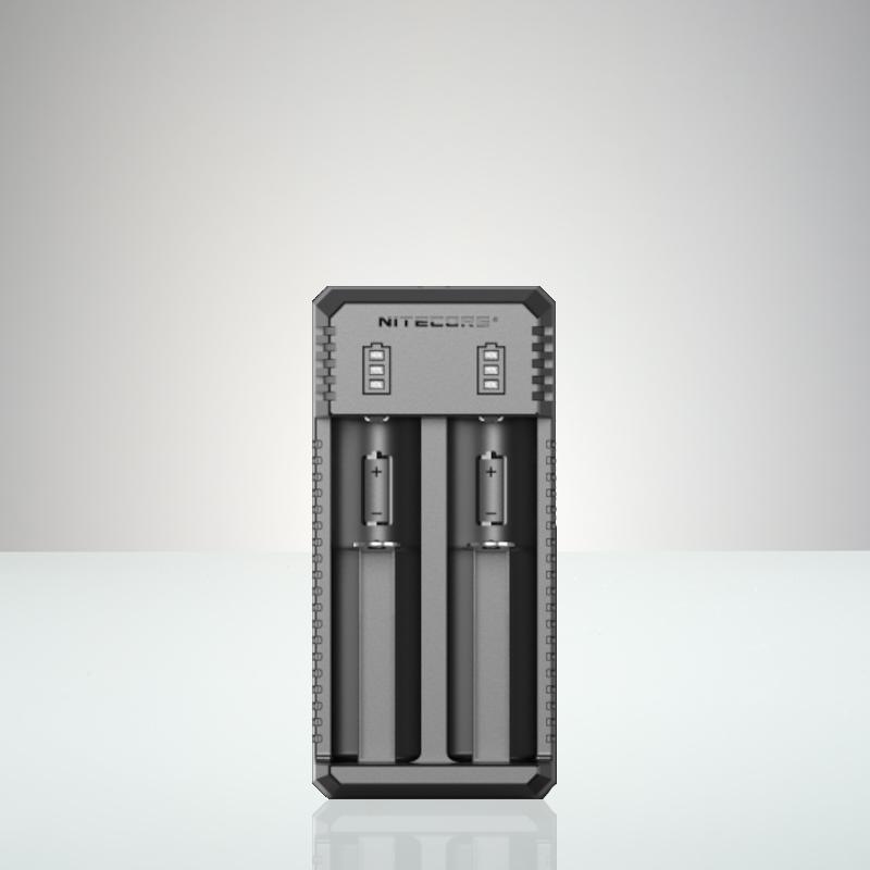 Nitecore - UI2 Portabel batteriladdare med USB