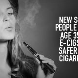 Vaping säkrare än cigaretter
