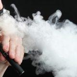 Tobaksskademinskning tack vare e-cigaretter