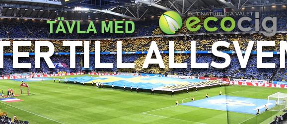 Vinn biljetter till Allsvenskan 2019!